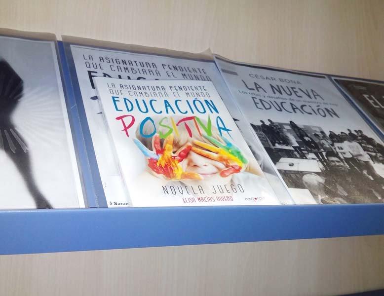Ahora es… el vuelo de Educación Positiva