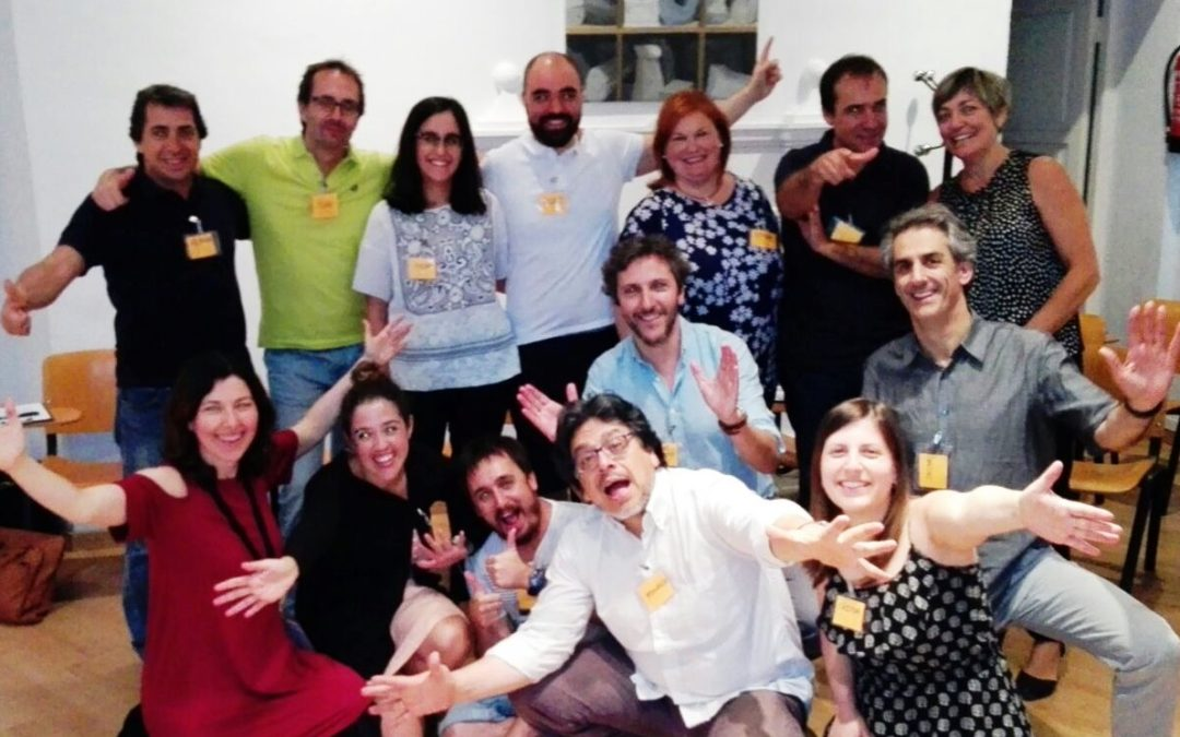Ahora es… risa potenciadora en la Universidad Loyola Andalucía